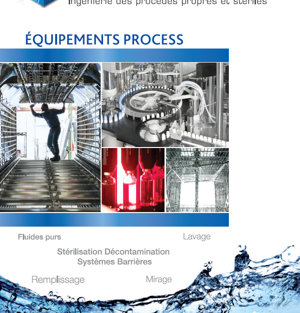 New Process Equipment Brochure available