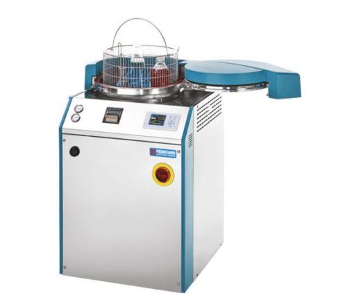 Autoclave de stérilisation vertical de laboratoire FVG