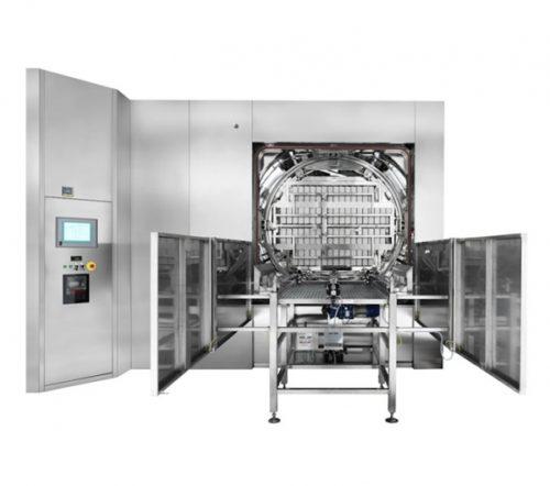 Autoclave Pharmaceutique de stérilisation à contre-pression FOW