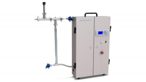 Qualification de la qualité de la vapeur pour autoclave avec le Steam QM-3