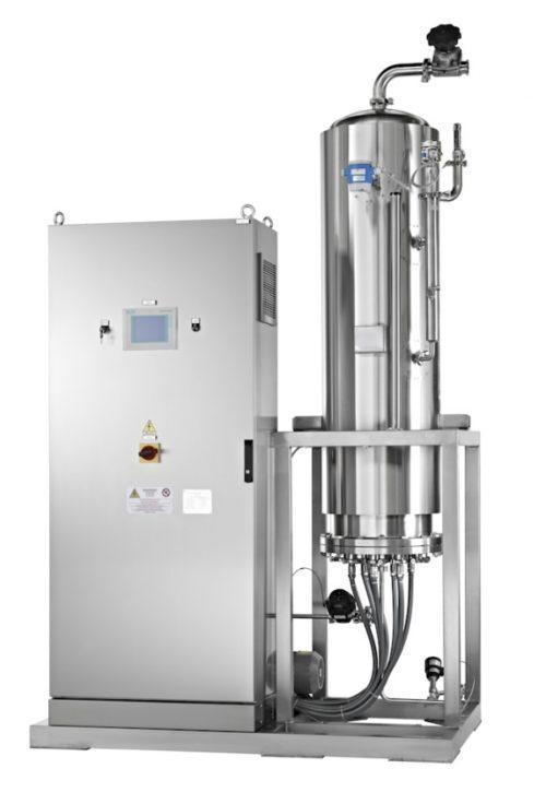 Générateur de vapeur pure (STILMAS PSG/PSGE)