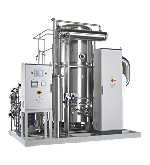Expect the best pure fluids for your pharmaceutical production