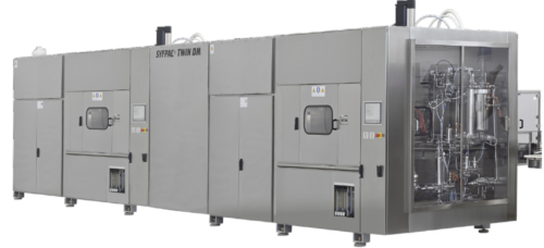 Système Blow Fill Seal SYFPAC® LVP TWIN pour larges volumes